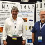 Mark J. Blasman, vice president, marketing and software development; and Ed Keller, senior project manager, Jomar Softcorp International Inc.