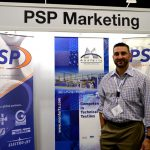 Alex Franco, vice president, PSP Marketing