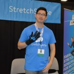Walter Choi, sales development representative, StretchSense™