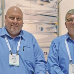 Steve DeSpain (left) and Jim Dalton, Reifenhauser Inc.