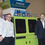 The team from Danvers, Mass.-based Inkcups Now Corp.