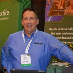 Alan Fenno, market development manager, coatings, Rubberlite Inc.