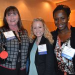 (left to right): Kay McCoy, Avery Wood, and Tiffany Walker, Pulcra Chemicals