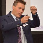 Stefan Fliescher, assistant managing director, Textechno