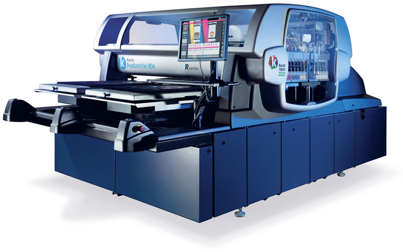 Digital Textile Printing: Explosive Growth Continues | Print4Pay Hotel