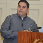Chris Medrano, business development manager, Roland DGA