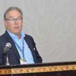 Jim Egan, incoming USIFI chair, Graniteville Specialty Fabrics