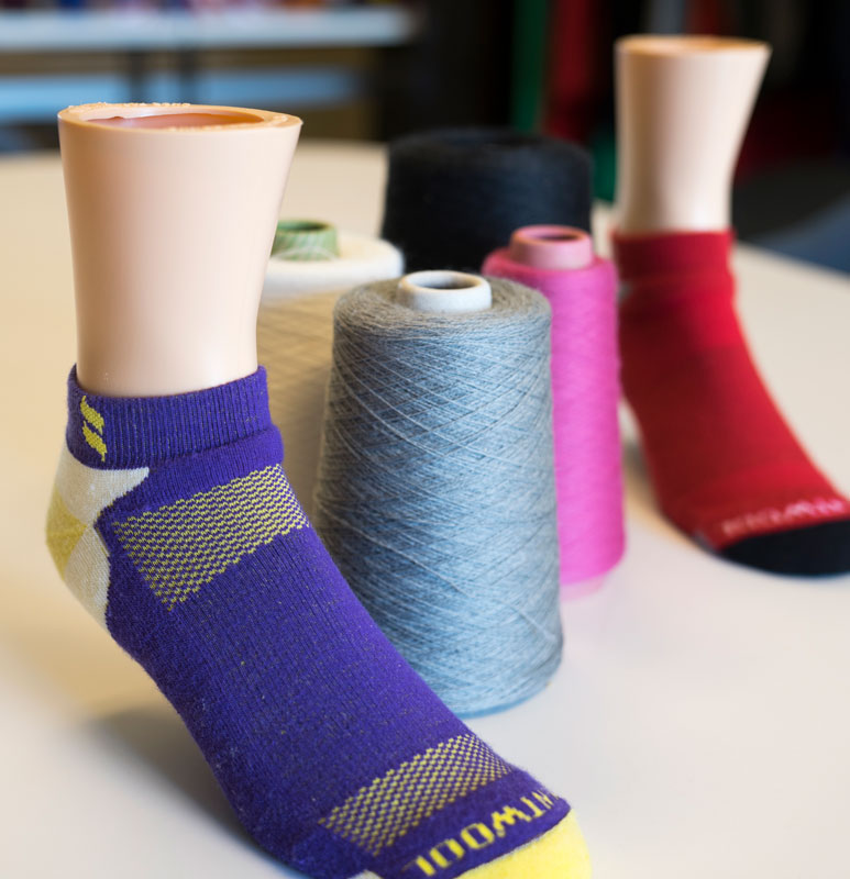 Wool: Going Vertical | Textile World