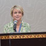 Patti Bates, USIFI vice chair, Glen Raven Technical Fabrics