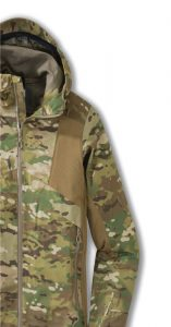 The Infiltrator Jacket  available from Seattle-based Outdoor  Research® features  GORE-TEX® fabric  with stretch technology.
