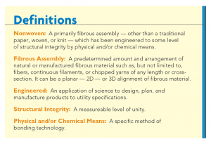FiltrationDefinitions