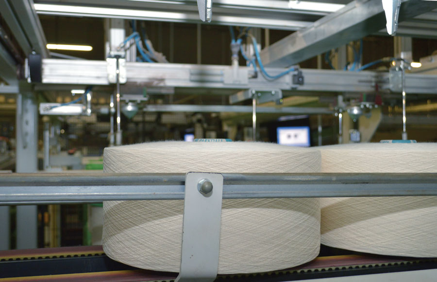Parkdale Mills: Looking To The Future | Textile World