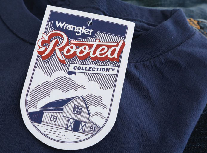 Wrangler: Proudly Naming Names In Jeans, T-Shirt Supply