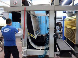 Arta's Thermex Econtrol range has a working width of 1.8 meters