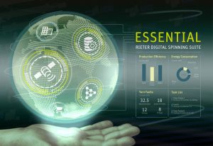 The all-in-one mill management system: ESSENTIAL – Rieter Digital Spinning Suite