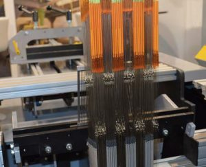 Optima 3D's modular 3D weaving machine
