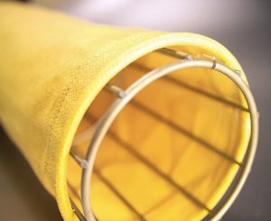 Canada-based Albarrie uses Evonik's P84®  polyimide fiber in some of its  filter fabrics.