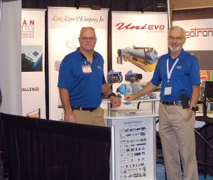 Lang Ligon & Co. Inc. was a  first-time exhibitor at FloorTek.