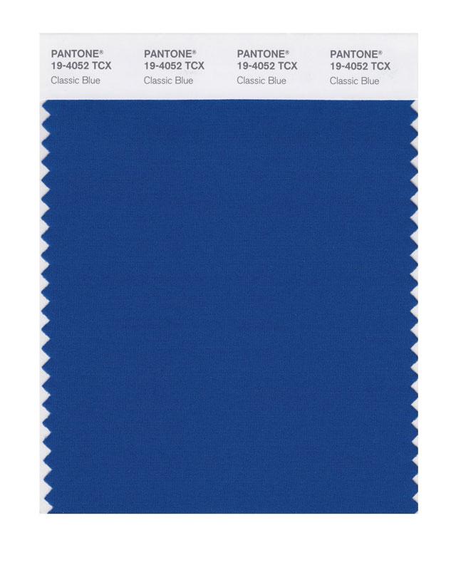 Pantone Reveals Color of the Year 2020: PANTONE® 19-4052 ...